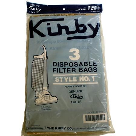Kirby Vacuum Bags Style 1 Oem 19067903