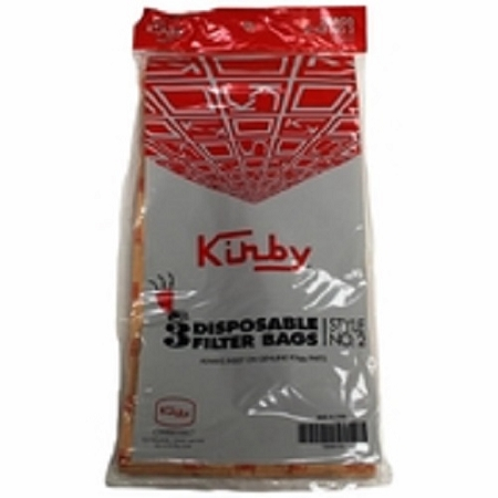 837SW 19068103 I Kirby Style 2 Vacuum Bags Type Vac Heritage 1 One Vac