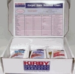 Kirby Vacuum Cleaner Carpet First Aid Kit OEM # 239599