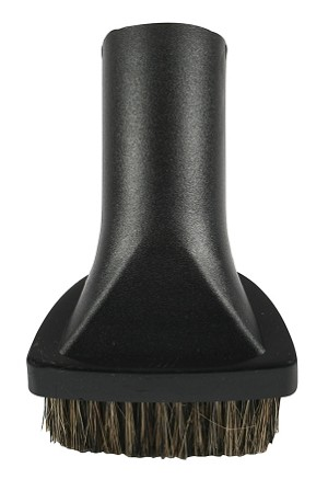 Dusting Brush with Natural Fill Black