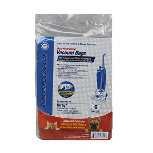 Kirby Vacuum Bags Allergen Filtration Odor Control