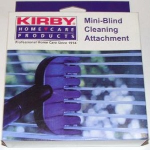 Kirby Vacuum Mini Blind Cleaning Attachment OEM # 238399