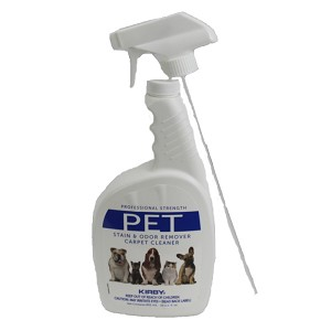 Kirby Pet Stain Odor Remover